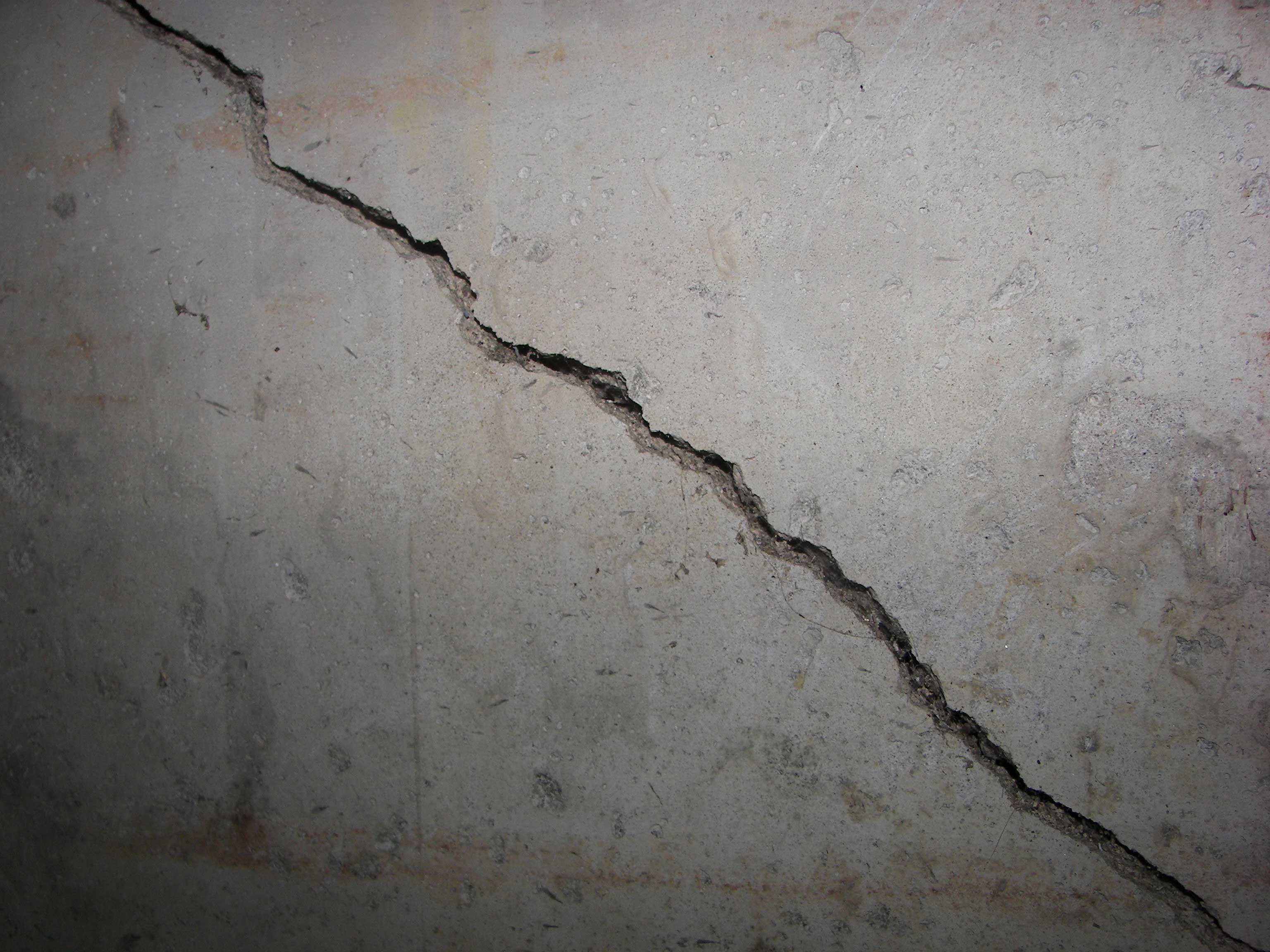 foundation repair - Fixing Foundation Cracks